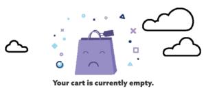 empty cart 1