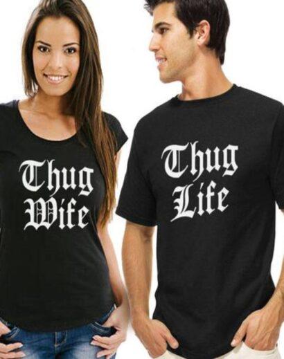THUG WIFE THUG LIFE